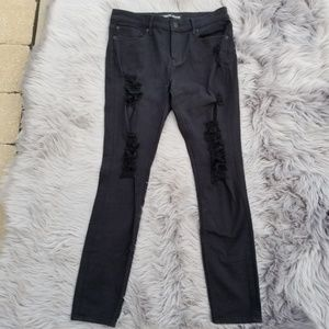 Express Midrise Leggings (6)